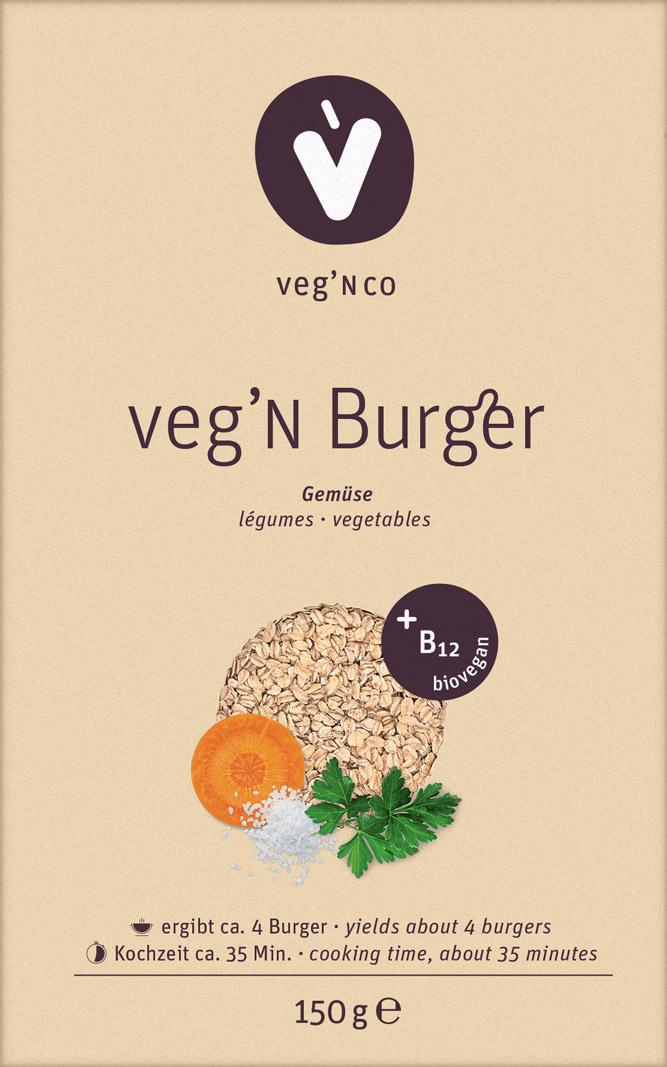 veg' N Burger